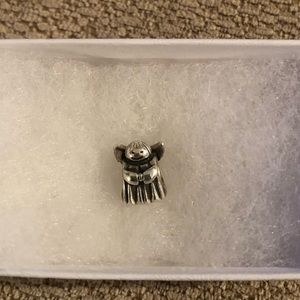 Retired Pandora charm Angel